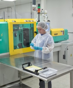 Prototype molding, production molding, clean room molding, white room molding